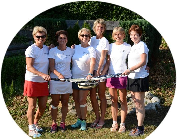 Mannschaft des Landesmeisters 2015